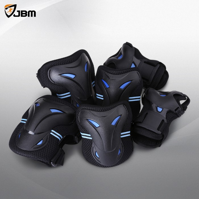 d1b11afbef Buy JBM Multi Sport Protective Gear Knee Pads and Elbow Pads with ...