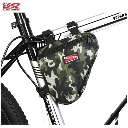 Arltb Bicycle Triangle Bag Bike Frame Front Top