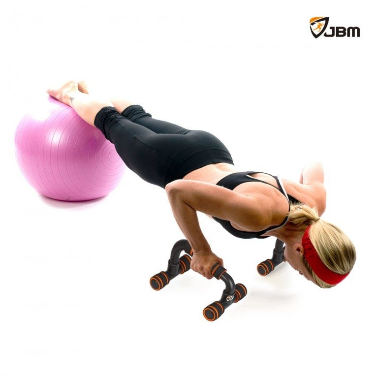 Muscle Foam Handles Push Up Bars Stands Push-Up Exercise Fitness Equipment
